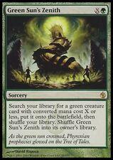 Zenit del Sole Verde - Zenit der Grünen Sonne - Green Sun's Zenith MAGIC English