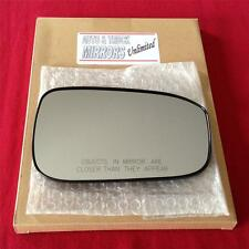 NEW Mirror Glass WITH BACKING HEATED 03-07 HONDA ACCORD SEDAN Passenger Side