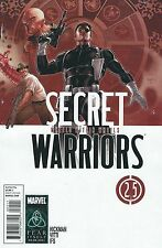 Secret Warriors 25 Jonathan Hickman Alessandro Vitti Paul Renaud