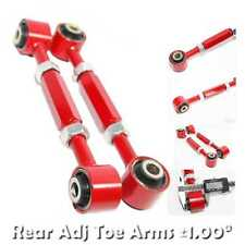 Rear ADJ.+/-1 Toe Arm for 08-14 Accord/09-14 Acura TL TSX RED
