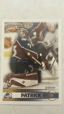 2002-03 Pacific Complete Patrick Roy Card 165  1 Per Pack 600 in set