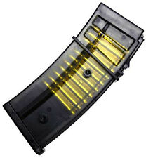 Magazine for Plastic Electric Airsoft Gun DE M85 G36 50 Round BB Capacity