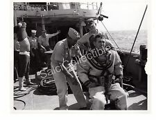 Historic USS Navy Ship Deliver ARS-23 Rescue / Salvage Ship Official Photo 8x10