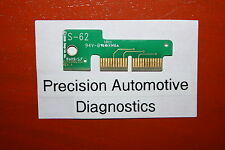 S-62 Personality Key for Snap-on Scan Tool MT2500 MTG2500 MODIS SOLUS Pro VERUS