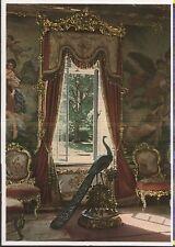 Alte Postkarte - Schloss Linderhof - Östliches Gobelinzimmer
