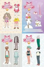 Bee and Puppycat Issue #1-4 BOOM! Exclusive Variant Set - Bundle of 4 Comics
