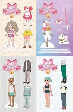 Bee and Puppycat Issue #1-4 BOOM! Exclusive Variant Set - Bundle of 6 Comics