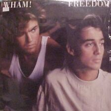 Wham Freedom long and instrumental, Heartbeat Usa 12""