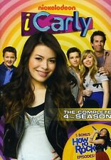 iCarly: The Complete 4th Season [2 Discs] DVD Region 1