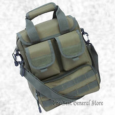 "15"" Army Olive Green Tactical Utility Gear Bag Ammo Pak Bug Out Day Pack"