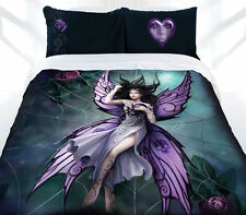 ANNE STOKES SILK LURE Gothic King Size Bed Doona | Duvet | Quilt Cover Set NEW