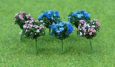 JTT Scenery Products HO Scale Pack of 12 Hydrangea (1.3cm) # 95609