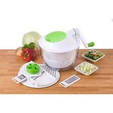 Fabricante de ensalada Set 8pc-Deluxe Salad Spinner & Mandolina