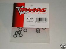 1985 Traxxas R/C Car Spares Washers x 20 Teflon 5x8x0.5mm Use With Ball Bearings