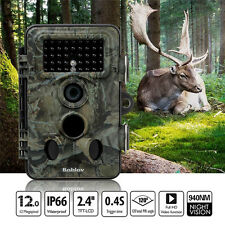 Wildlife Hunting Trail Security Farm 1080P Camera RD1006 Infrared 12MP IR Night