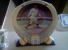 BRADFORD PLATE NEW 1998 YANKEE STADIUM 75 YEARS ANNIVERSARY BABE RUTH NY 3-D