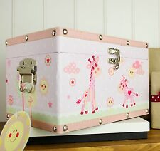Little Sunshine Keepsake Box Pink -Large Pink Baby Memory Box- Gifts For Baby