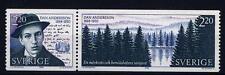 SWEDEN - SVEZIA - 1988 - 100° della nascita di Dan Andersson. (1888 - 1920)