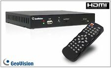 New Technology -Geovision IP Decoder Box -Support 5MP IP Camera/HDMI 1080p/WiFi