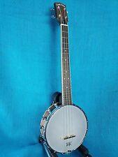 MIM: Gold Tone Baritone Banjolele BUB Maple Banjo Ukulele Uke w/ Hardcase 495