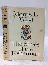 THE SHOES OF THE FISHERMAN By Morris L. West - 1963 - Book Club ed - Catholic