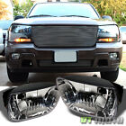 2002-2009 Trailblazer Bumper Fog Lights Lamps Left+Right 02 03 04 05 06 07 08 09