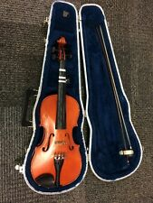 Glaesel Violin 1/2 Size VI30 With Case And Bow