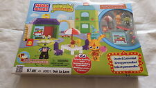 Moshi Monsters Megabloks Ooh La Lane Megabloks 80631 Mega Blocks -