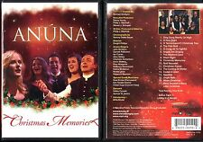 Christmas Memories by Anúna (DVD, Jan-2008, Elevation Records