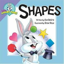NEW - Baby Looney Tunes Shapes by De Grie, Eve