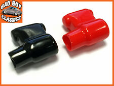 Pair Positive Negative Battery Terminal Protect Covers For CLASSIC, KIT CAR