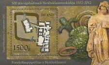 Island Mi.Nr. Block 57** (2012) postfrisch/Tag der Briefmarke