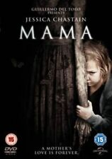 Mama (DVD, 2013) Jessica Chastain in a quality horror film. Bloody scary!