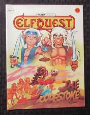 1981 ELFQUEST #9 VF- 1st 1.25 Cover Warp - SIGNED by Wendy & Richard Pini