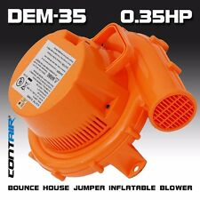 Contair® DEM-35 0.35HP Inflatable Bounce House Jumper Blower Fan Motor Pump Air