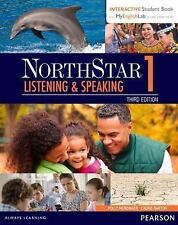 NorthStar Listening & Speaking 1 with Interactive Student Book and MyEnglishLab
