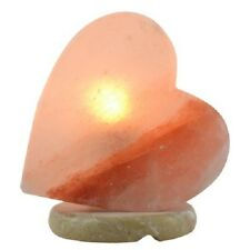 Salt Lamp Himalayan Heart