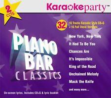 KARAOKE PARTY-Piano Bar Frank Sinatra, Billie Holiday, Tony Bennett, Dean Martin