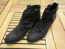 Black ankle boots from La strada. Size 39