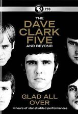 Dave Clark Five: Glad All Over New DVD! Ships Fast!