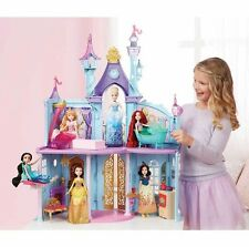 NEW! Disney Princess Royal Dreams Castle