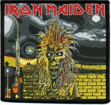 Iron Maiden First álbum Parche/parche 601988 #