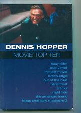 Dennis Hopper (Movie Top Tens Series), by Jack Hunter / Easy Rider / Blue Velvet
