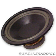"10"" Subwoofer 4 Ohm 200 Watt for Home Theater or Car in Vented enclosures gold"