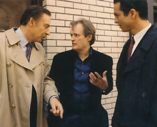 DAVID McCALLUM, BENJAMIN BRATT & JERRY ORBACH UNSIGNED PHOTO - 851  LAW & ORDER