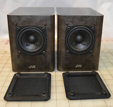 JVC SP-UX5000 GR Mini System Bookshelf Speakers Victor Company