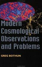 Modern Cosmological Observations and Problems-ExLibrary