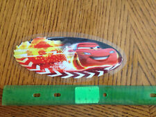 New - Image of Lightning McQueen from Disney Cars Movie - Great for Crafts