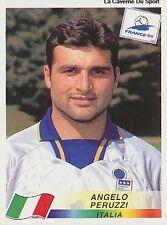 N°087 ANGELO PERUZZI ITALIA ITALY PANINI WORLD CUP 1998 STICKER VIGNETTE 98