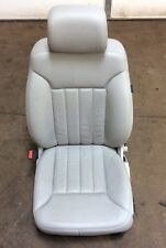 06 07 08 09 10 11 MERCEDES ML350 ML550 ML500 W164 FRONT LEFT SEAT LEATHER OEM D.